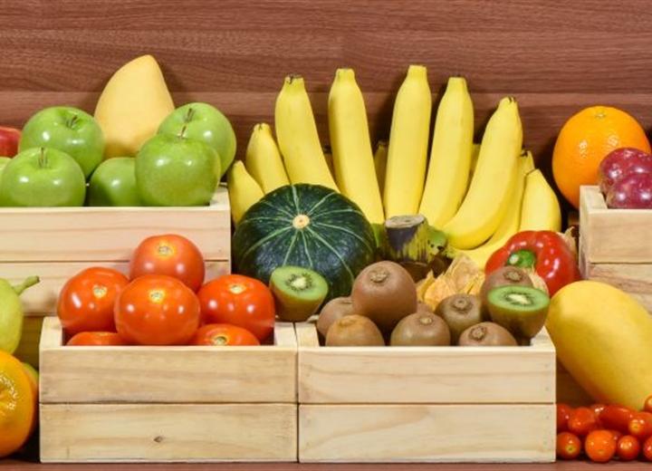 Luchtbevochtiging en luchtvochtigheidsbeheersing bij de opslag van voedsel in supermarkten