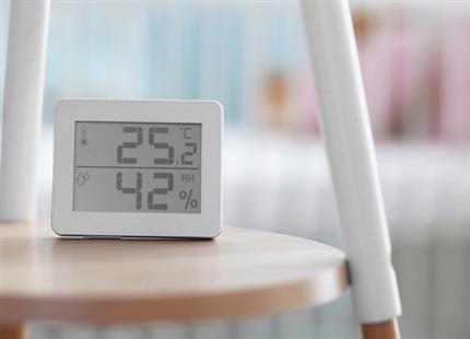 Den relative luftfugtigheds indirekte sundhedsmæssige konsekvenser indendørs