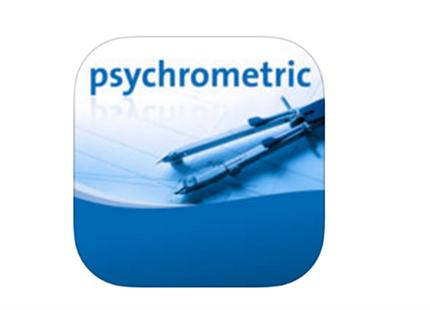 Gratis Psychrometric diagram app