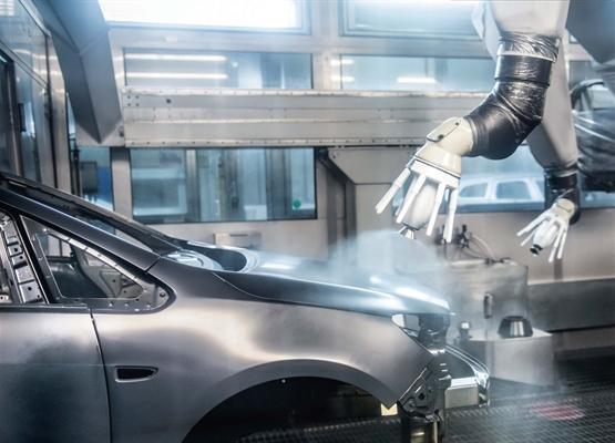 Nawilżanie powietrza w przemyśle samochodowym