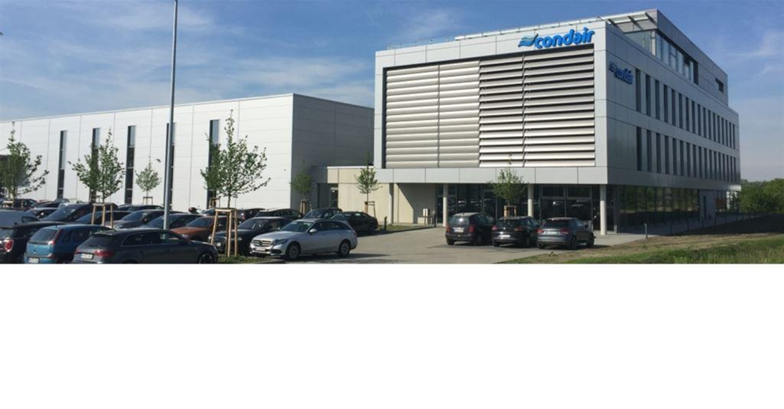 Condair New Site in Hamburg/Norderstedt