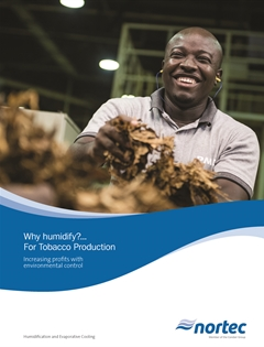 Humidity Brochure for Tobacco Production