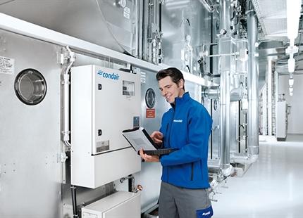 Controllo dell'aria per installatori