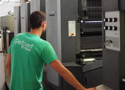 Gelbert ECOprint