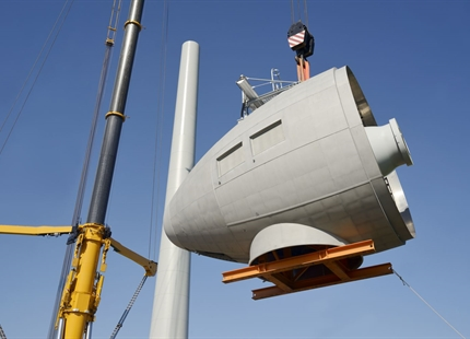 Ensure Wind Energy Manufacturing Consistency with Humidity Control