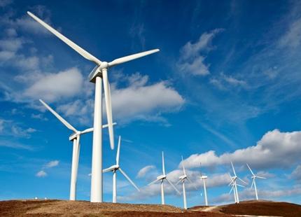 Garantice la regularidad en la fabricación de energía eólica aplicando control de humedad
