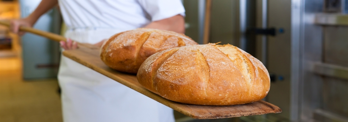 Luchtbevochtiging en luchtvochtigheidsbeheersing voor bakkerijen