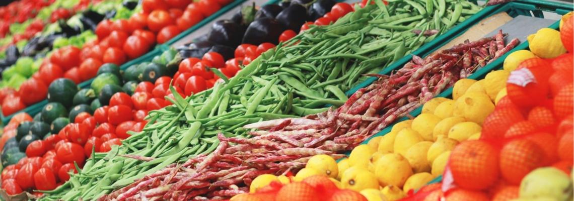 Luchtbevochtiging en luchtvochtigheidsbeheersing voor voedsel opslag