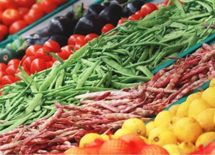 Luchtbevochtiging en luchtontvochtiging voor de opslag en productie van voedingsmiddelen