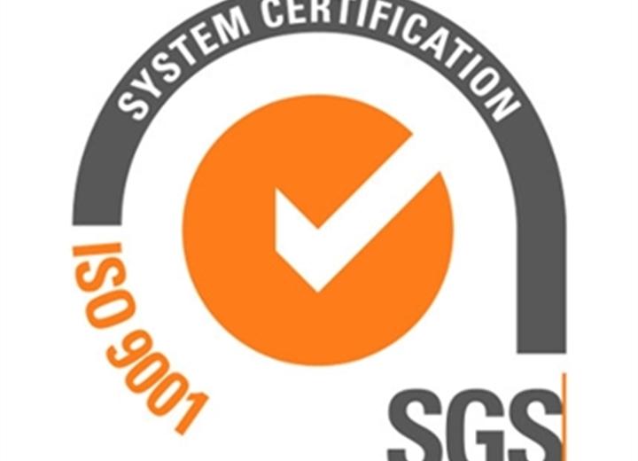 ISO 9001 Certifiering