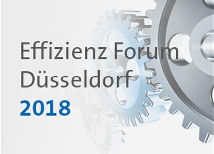 Effizienz-Forum Düsseldorf