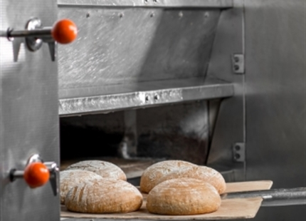 Bakeries humidification
