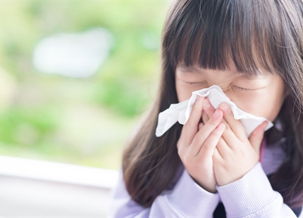 The Relationship Between Humidity and Airborne Allergies