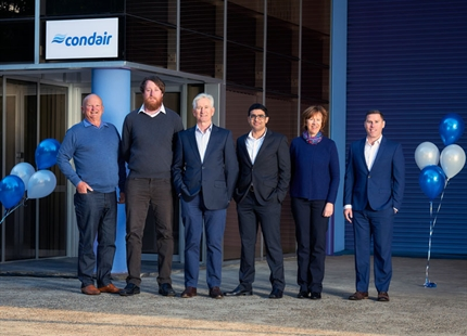 Condair Group acquires Aireven Pty Ltd in Australia.
