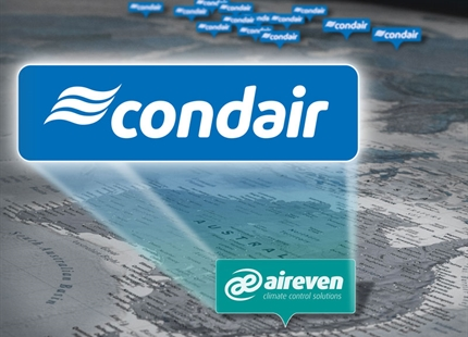 Condair Group acquires Aireven