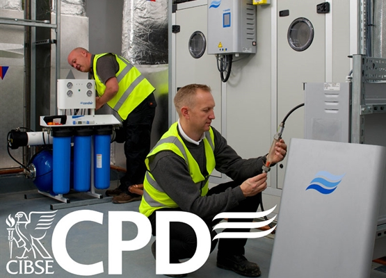 New CIBSE-approved seminar on humidification for FMs