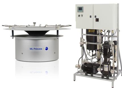 Humidificador de aire directo y alta presión ML Princess