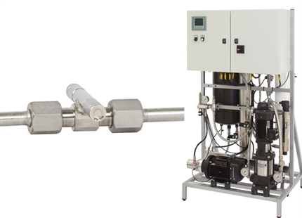 Humidificador de aire directo y alta presión ML Flex