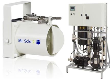 Humidificador de aire directo y alta presión ML Solo
