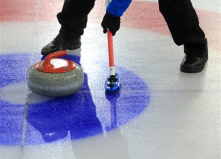Dry air and humidity control for Ice Rinks and Curling Halls