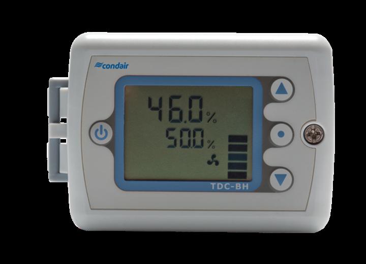 Digital Duct Humidity Sensor