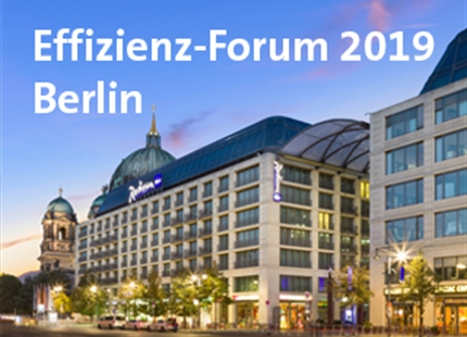 Effizienz-Forum Berlin