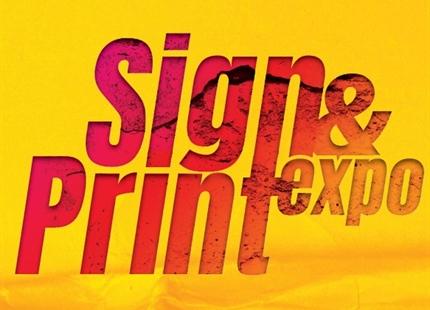Sign & Print 26 maart t/m 28 maart 2019