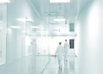 När jag blir sjuk vill jag gärna läggas in på ett datacenter