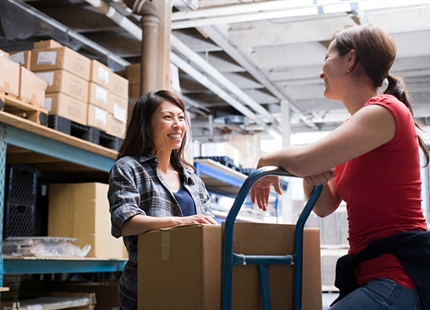 How to Keep Warehouse Employees Cool