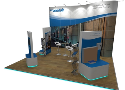 Condair at Data Centre World 2020