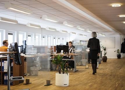 Kritiskt inomhusklimat bland kontorsarbetare