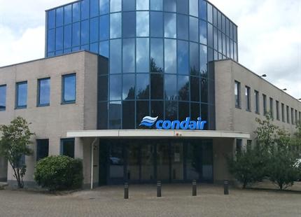 Geveke de Holanda y de Bélgica ya forman parte de Condair