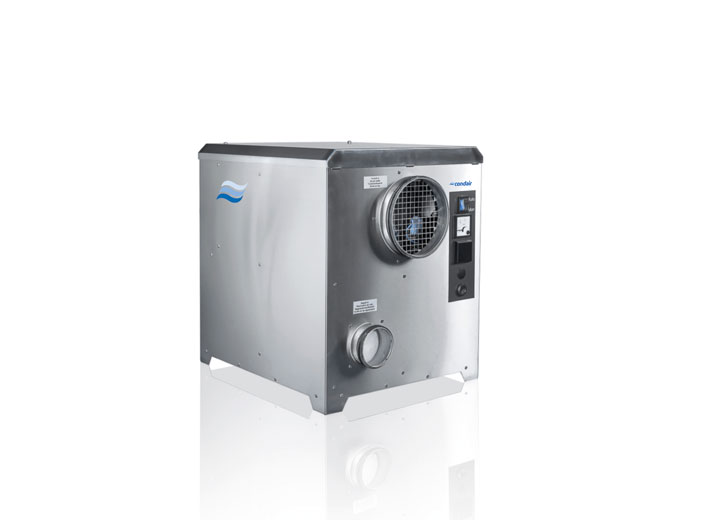 Condair DA desiccant dehumidifier 210 to 450