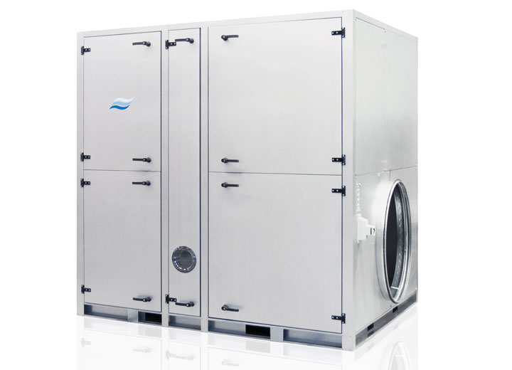 Condair DA desiccant dehumidifiers 13000 to 27000