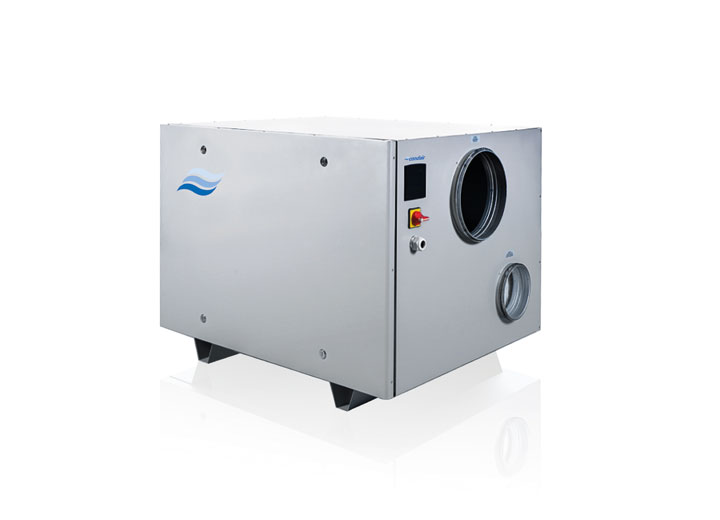 Condair DA desiccant dehumidifiers 500 to 9400