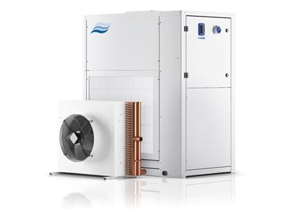 Condair DC-N 습식(컨덴싱) 냉각 제습기