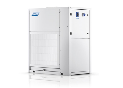 Condair DC-LT low temperature condensing dehumidifier