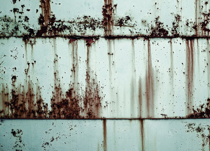 Beschermen tegen roest en corrosie