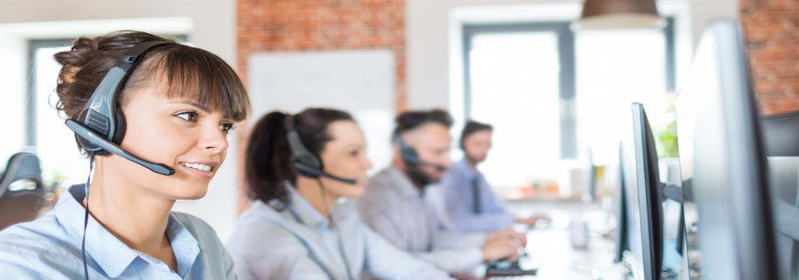 Luchtbevochtiging en luchtvochtigheidsbeheersing voor callcenters