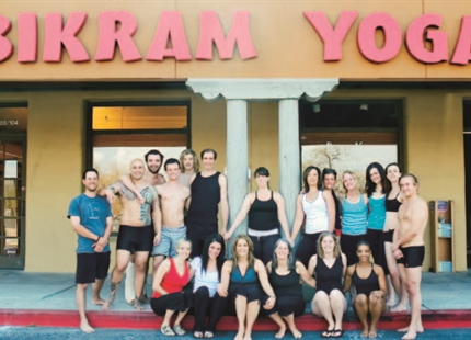 Yoga Studio Finds Perfect Balance of Heat & Humidity