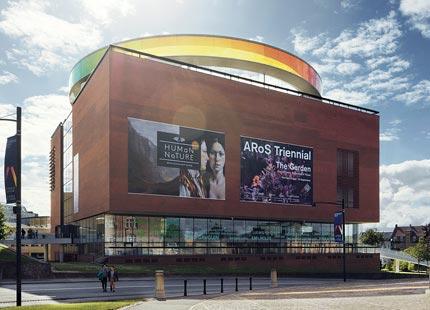 Muzej Umetnosti ARoS Aarhus, Aarhus