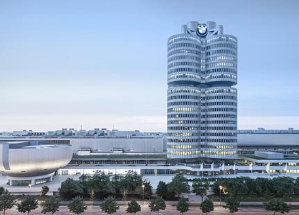 BMW Headquarters, Munich