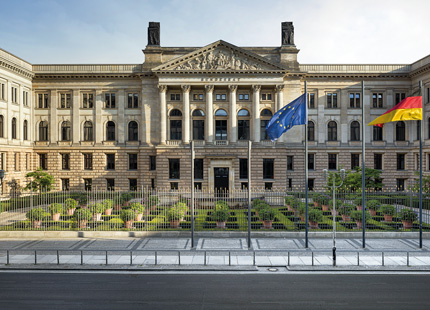 Bundesrat, Berlin