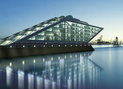 Dockland Cruise Center, Hamburg