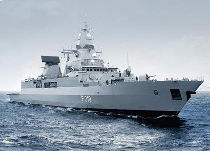 Fregata Sachsen
