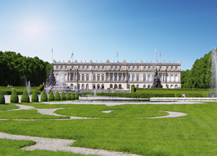 Herrenchiemsee Palace