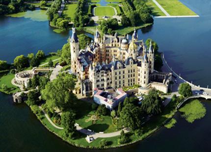 Schwerin kastély