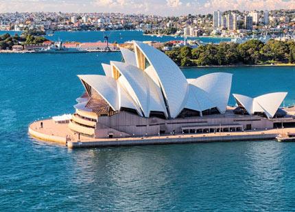Operaház, Sydney