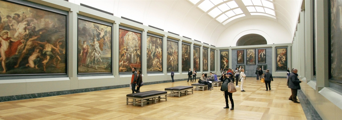 Luchtbevochtiging en luchtvochtigheidsbeheersing voor musea, galerieën, kunst & antiek
