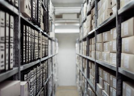 Arkiv och lager